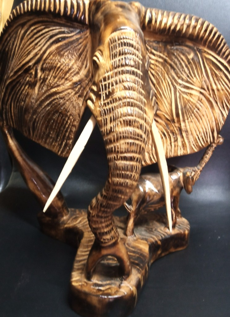 elephant head perfect gift for corporate