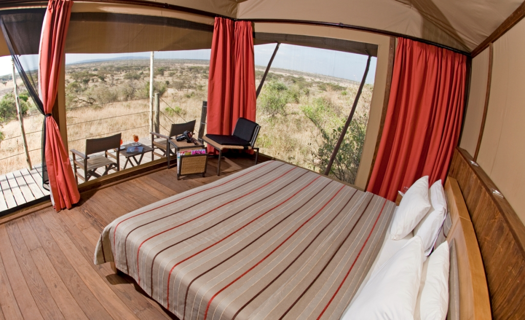 masai mara, luxury travel, holiday - Eagle View Tent Interiorsmall